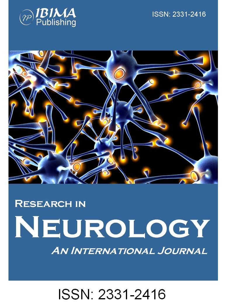 IBIMA Publishing Research in Neurology: An International Journal
